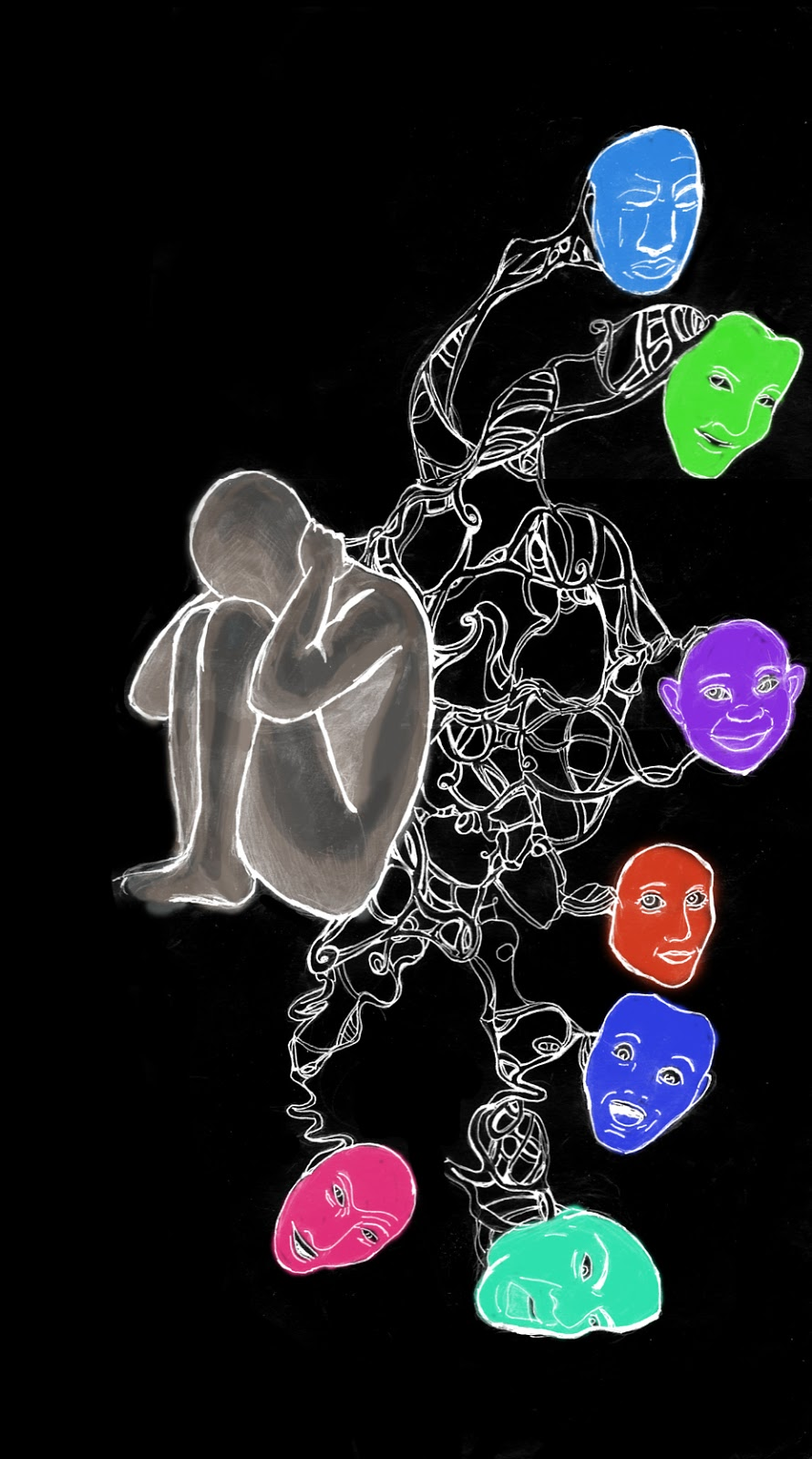 And Bipolar Disorder Art