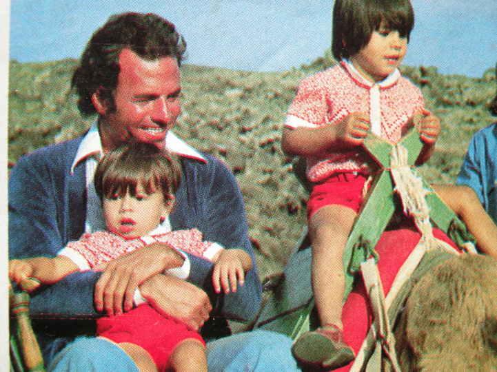 Enrique Iglesias with ...