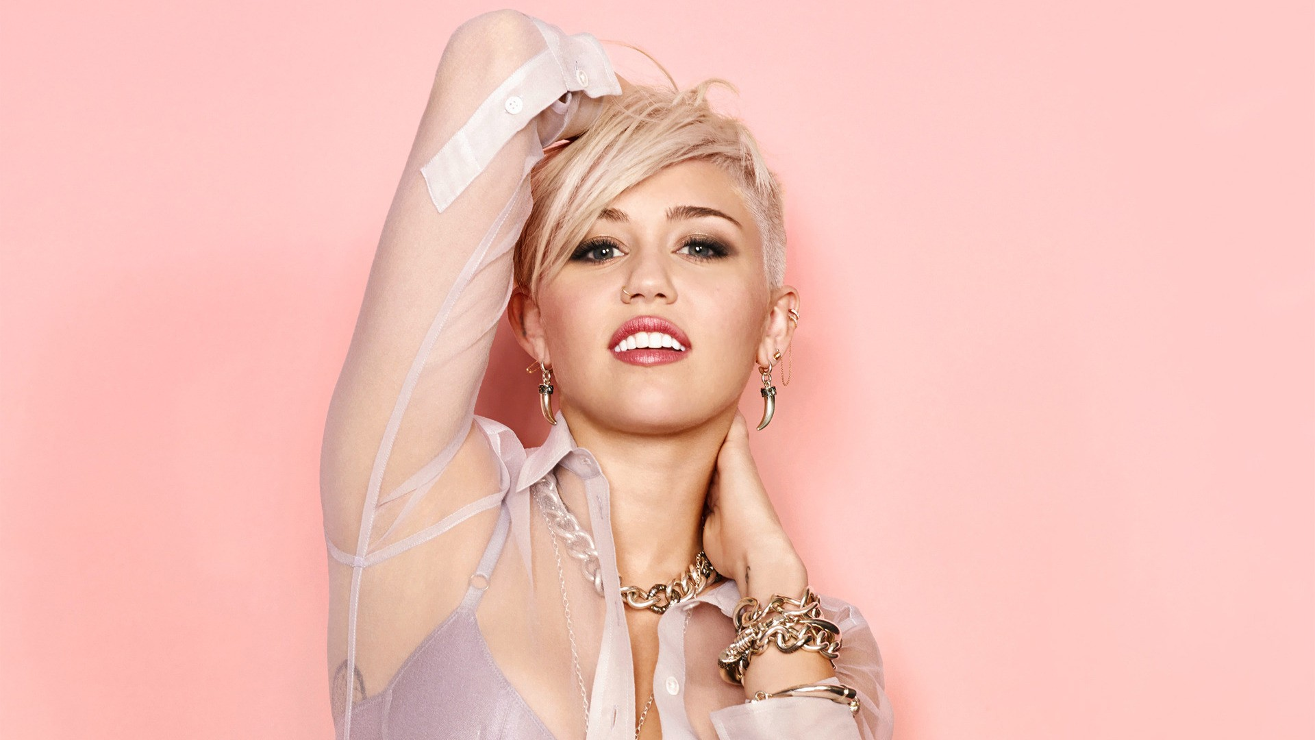 Miley Cyrus: Celebrities And Their Names Before-they-were-famous