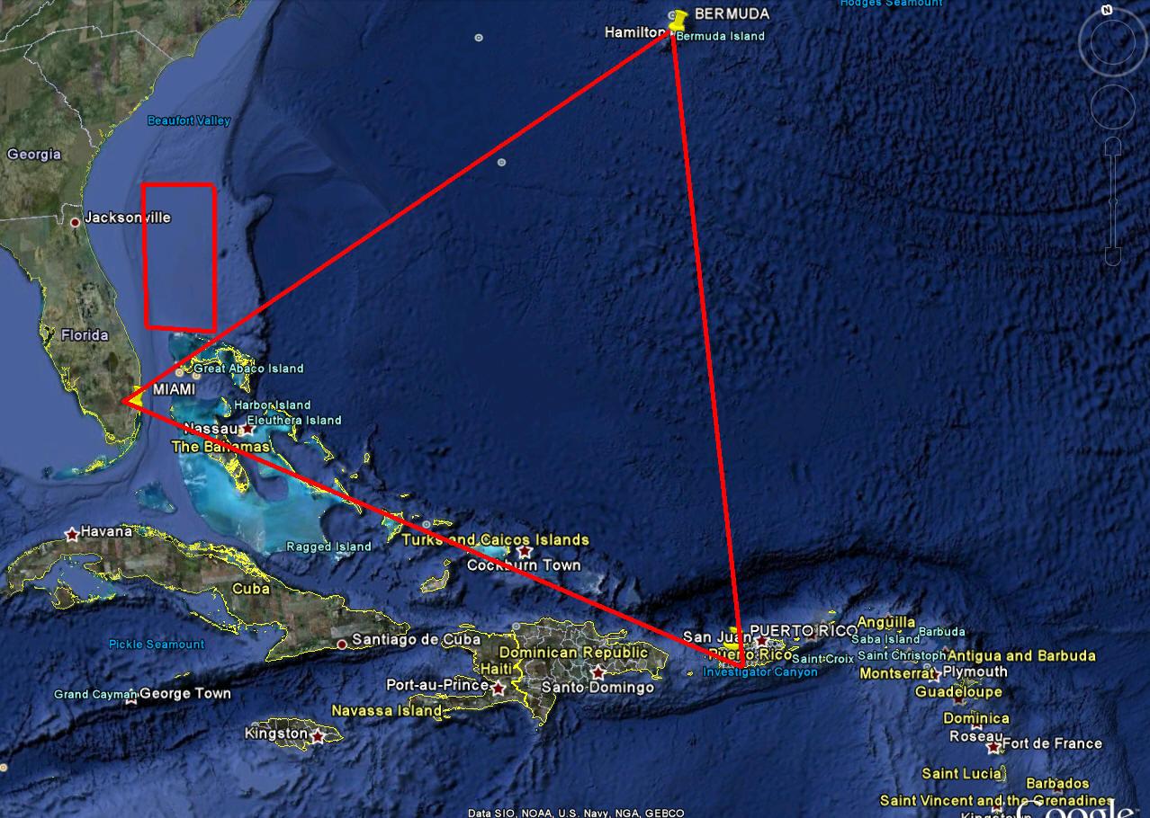 Bermuda triangle research paper
